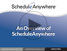 Employee Scheduling Software Overview | ScheduleAnywhere