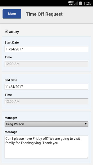 Free Mobile Scheduling App For Employee Scheduling
