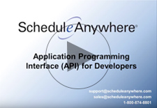Employee Scheduling Software Developer API | ScheduleAnywhere